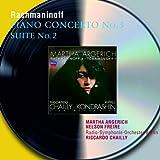 Rachmaninov: Piano Concerto No.3; Suite No.2 for 2 Pianos