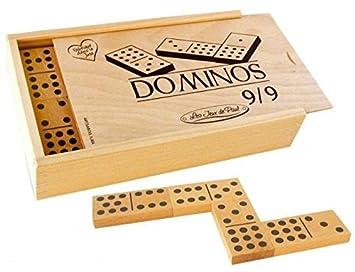 Les Jeux de Paul - Dominos 9/9 - , Hêtre - 1102