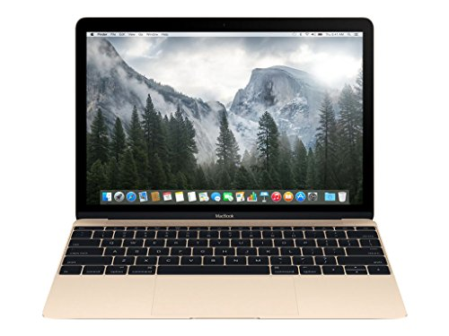 "Apple MacBook with Retina Display MK4M2 12"" 12-in Laptop Computer - Gold - 256GB OS X 10.10 Yosemite"