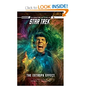 The Entropy Effect (Star Trek) by Vonda N. McIntyre