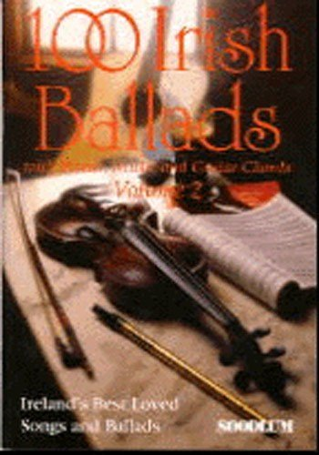 100-irish-ballads-volume-2-book-cd-sheet-music-cd-for-melody-line-lyrics-chordswith-chord-symbols