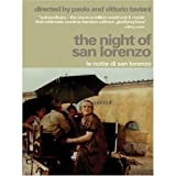 "Night of the Shooting Stars (La Notte di San Lorenzo) [UK Import, keine deutsche Sprache]von ""Omero Antonutti"""