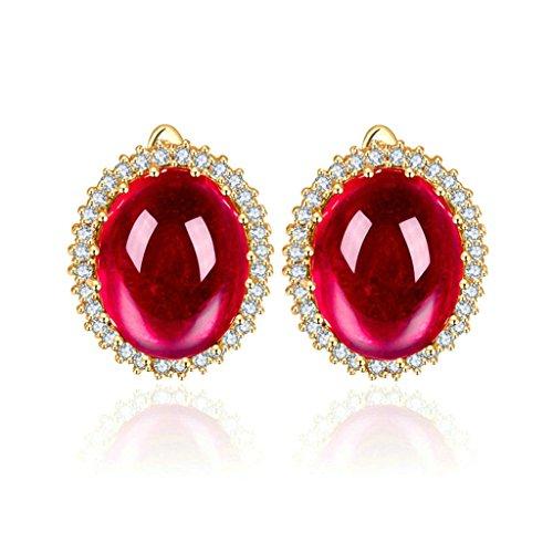 women-stud-earrings-gold-plated-round-green-cubic-zirconia-egg-earrings-for-women-by-aienid