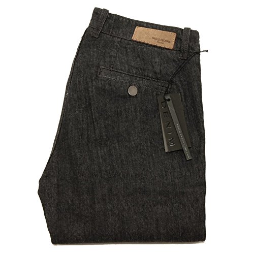 95550 jeans taglio classico PAOLO PECORA MILANO pantaloni uomo trousers men [33]