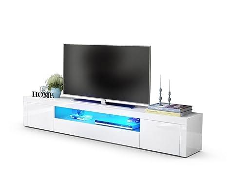 Porta TV moderno Diego PT1, mobile per TV di design in più colori