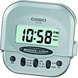 Casio - PQ-30-8EF - Réveil - Quartz Digitale - Alarme répétitive - Eclairage LED