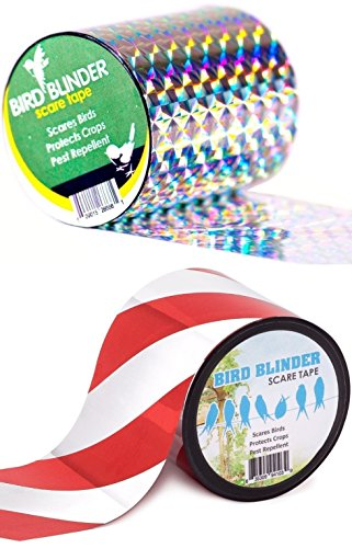 Bird-Blinder-The-Original-Bird-Repellent-Scare-Tape-147-feet-x-2-inch-Bird-Deterrent-Bundle