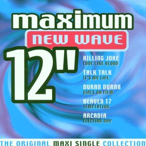 Ultravox - Maximum New Wave 12