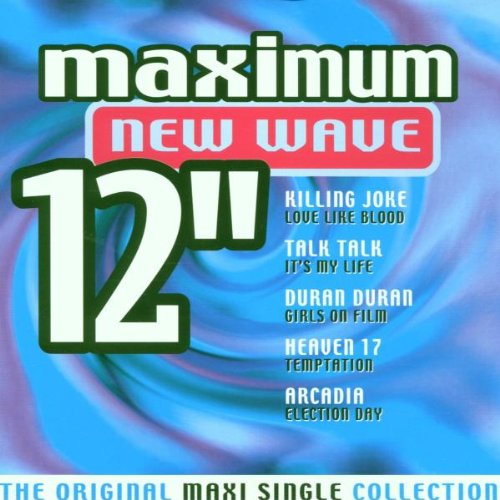 Duran Duran - Maximum New Wave 12