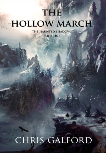 The Hollow March (The Haunted Shadows)