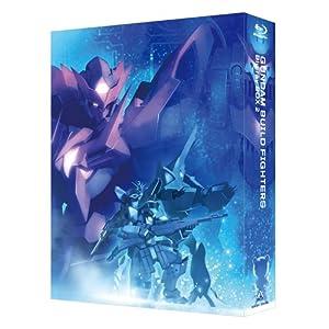 ガンダムビルドファイターズ Blu-ray Box 2 (スタンダード版) (最終巻) (期間限定: 2015年6月19日迄)