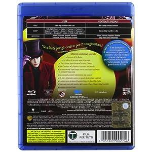 La fabbrica di cioccolato [Blu-ray] [Import italien]