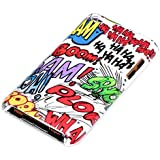deinPhone Apple iPod Touch 4 4G HARDCASE Hülle Case Comic Boom