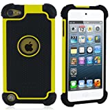 i-Blason Armadillo Series 2 Layer Defender Case for iPod touch 5G (Ye