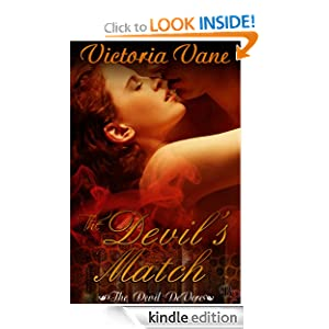 The Devil's Match (The Devil DeVere)