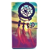 "For Samsung Galaxy Note 3 N9000 Case Dream Catcher pattern Fashion PU Leather Wallet Flip Protective Skin Case with Stand with Credit Card Slots Holder (Package includes: 1 X Screen Protector and Stylus Pen image""Gift_Source"")"