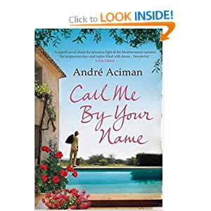 Call Me By Your Name Amazon