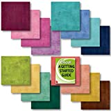 Cricut Infusible Ink Transfer Sheets Bundle, Distressed Rainbow Color Set Sampler, 12x12 (Color: Rainbow)