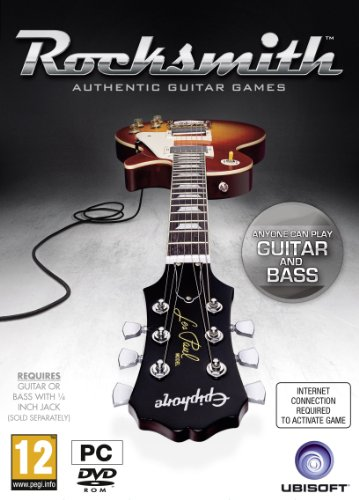 Rocksmith- includes Real Tone Cable (PC DVD)