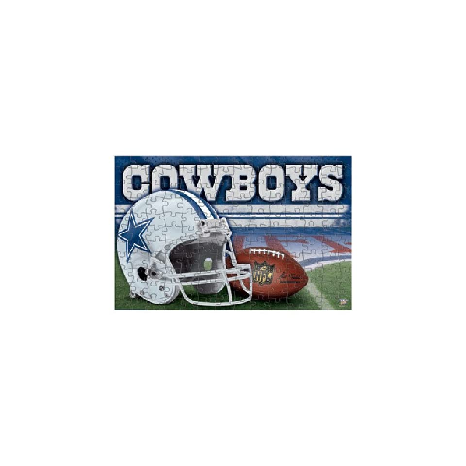 Dallas Cowboys NFL 150 Piece Team Puzzle by Wincraft