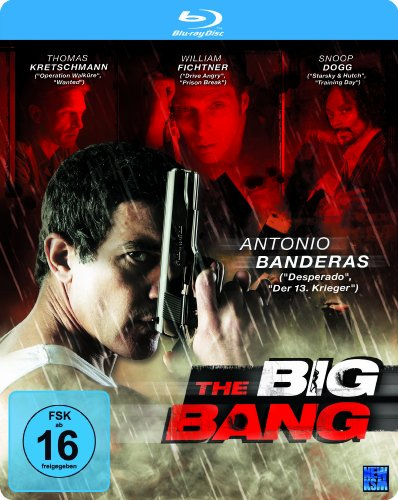 The Big Bang (Steelbook)[Blu-ray]