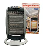 1200W Halogen Heater Electric Oscillating Heater