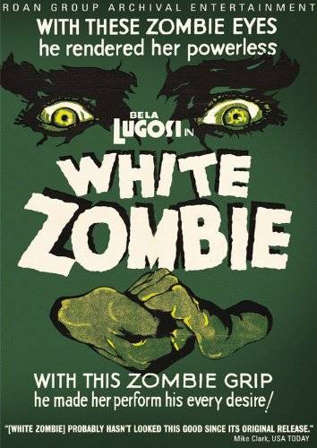 White Zombie Cover
