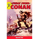 The Savage Sword of Conan Volume 1by Roy Thomas