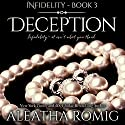 Deception Audiobook by Aleatha Romig Narrated by Samantha Prescott, Brian Pallino
