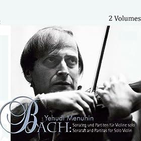 Violin Partita No. 2 in D Minor, BWV 1004: V. Ciaccona