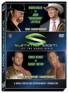 NEW Summerslam (2004) (DVD)