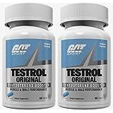 GAT Testrol, 60 tabs (Pack of 2) (Tamaño: 2 x 60 Tablet)
