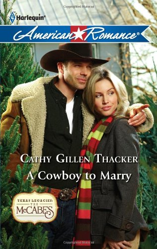 Image of A Cowboy to Marry