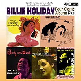 Billie Holiday At Jazz At The Philharmonic: Travelin' Light
