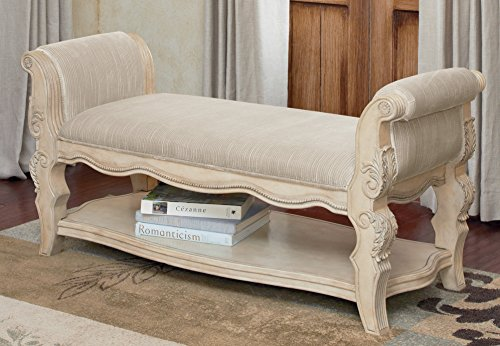 Millennium Bedroom Upholstered Bench By Ashley Furniture front-992982