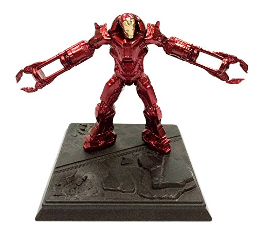 "Dragon Models 3"" Iron Man 3 - Mark 35 - Disaster Rescue Suit ""Red Snapper"" Model Kit (Semi-Finished)"