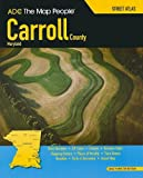 img - for ADC the Map People Carroll County Maryland book / textbook / text book