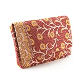 Quilted Clutch Bag  EVAEX