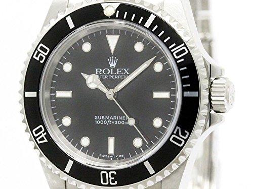 [ロレックス]ROLEX【ROLEX】ロレックス サブマリーナ 14060 T番 ステンレススチール 自動巻き メンズ 時計14060(BF106840)[中古]