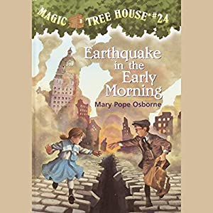 Magic Tree House, Book 24 Audiobook