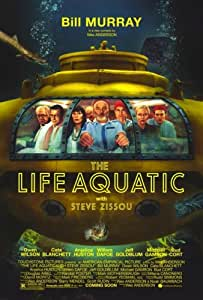 Life Aquatic with Steve Zissou The (2004) - 11 x 17  - Style A