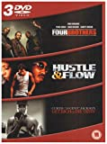 Four Brothers/Hustle And Flow/Get Rich Or Die Tryin' [DVD]