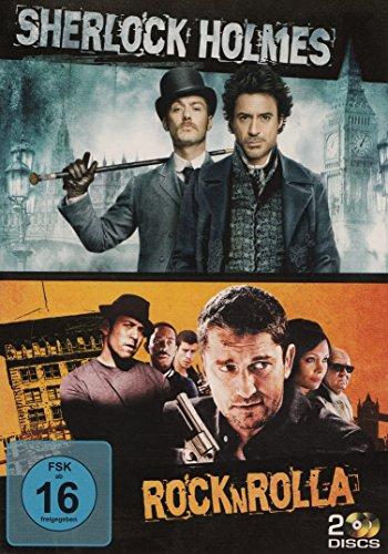 Guy Ritchie : Sherlock Holmes / Rock 'N' Rolla - 2 DVD Set