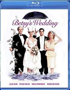 Betsy's Wedding [Blu-ray] [US Import]