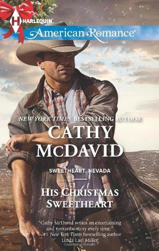 Image of His Christmas Sweetheart (Harlequin American Romance\Sweetheart, Nevada)