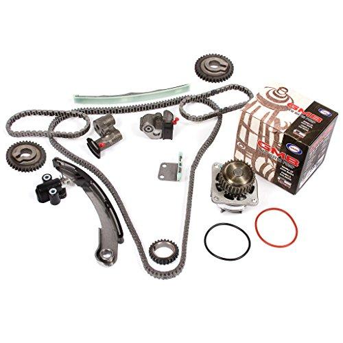evergreen-tk3034wp-timing-chain-kit-and-gmb-water-pump-fits-04-09-nissan-altima-maxima-quest-35l-vq3