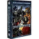 Coffret Transformers 1 + Transformers 2par Shia Labeouf