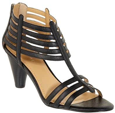 Nine West Richesse Womens Dress Sandals 6 Black