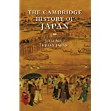 The Cambridge History of Japan, Vol. 2: Heian Japan