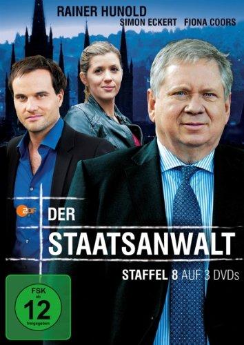 Der Staatsanwalt - Staffel 8 [3 DVDs]
